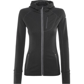 Icebreaker Quantum Jacket Women black